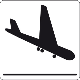 Trans-avion-arme blanche interdite